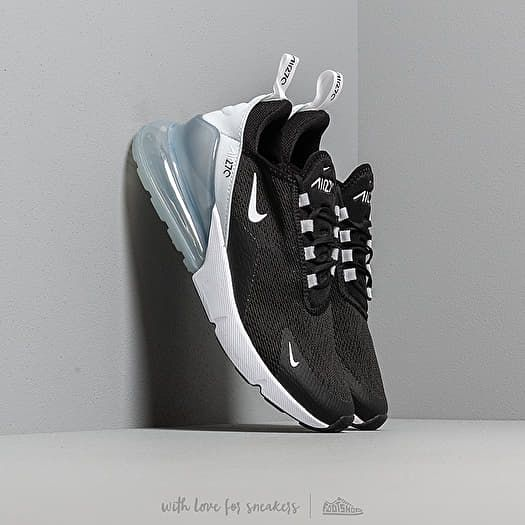52d79b8633 Nike W Air Max 270 Black/ White-Pure Platinum-White | De cumpărat ...