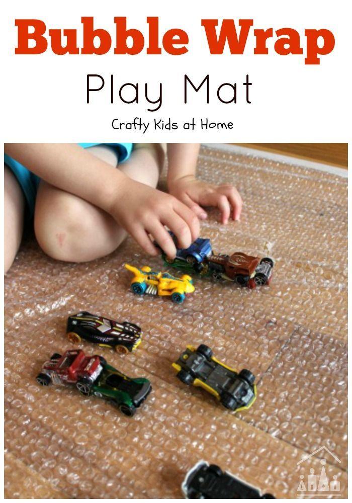 Bubble Wrap Play Mat