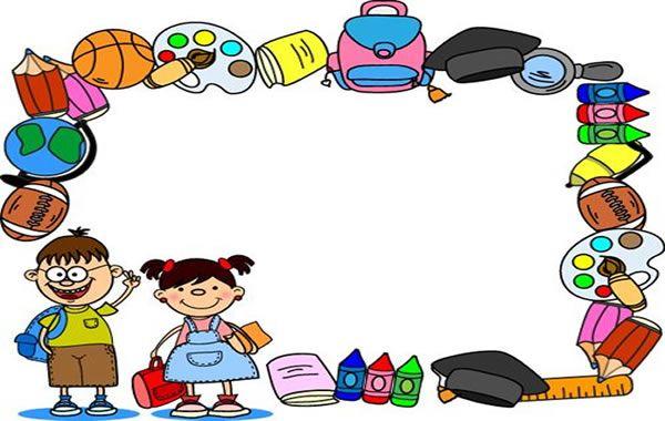 marcos escolares letras - Buscar con Google Printables Pinterest - formatos para gafetes