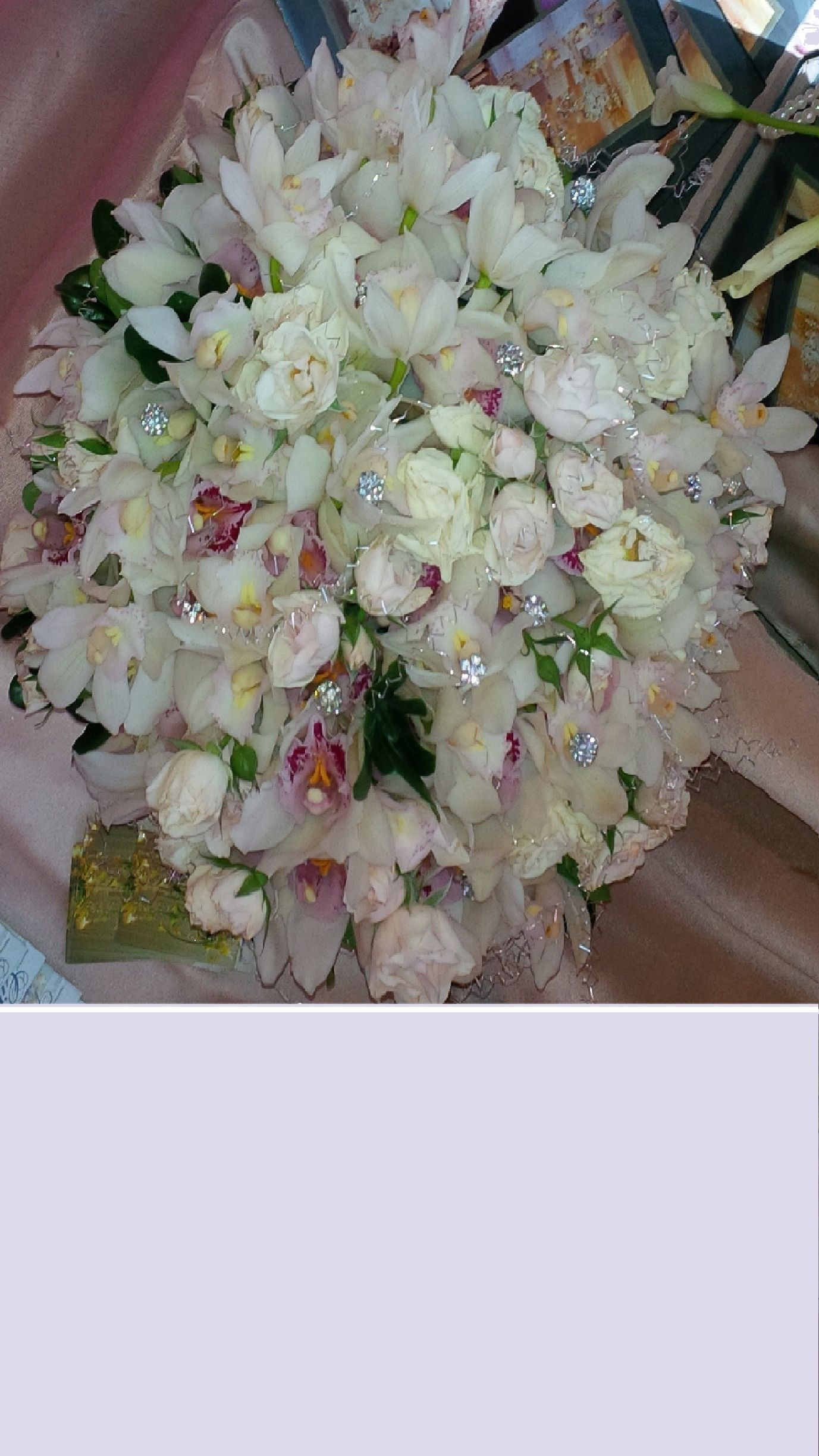 Westdale florists- Beautiful Orchid bouquet! -Please click to see a more clearer version :)