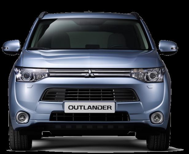 Mitsubishi Outlander Phev Plug In Hybrid Electric Vehicle Modern