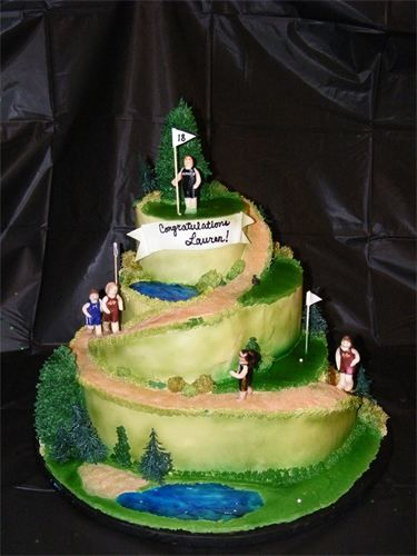 Cross Country Runner Cake Google Search Cakes And