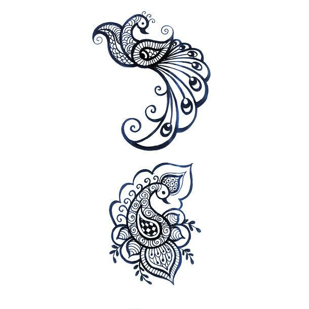 Great Peacock Tattoo Design | lets talk about tats | Peacock tattoo