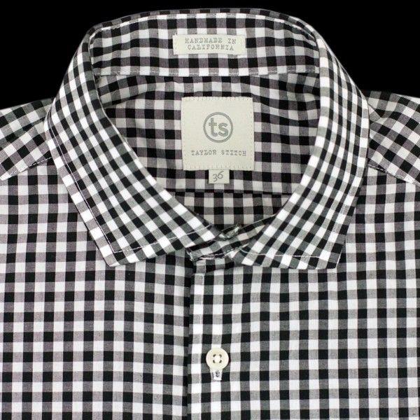 Taylor Stitch Gingham Shirt