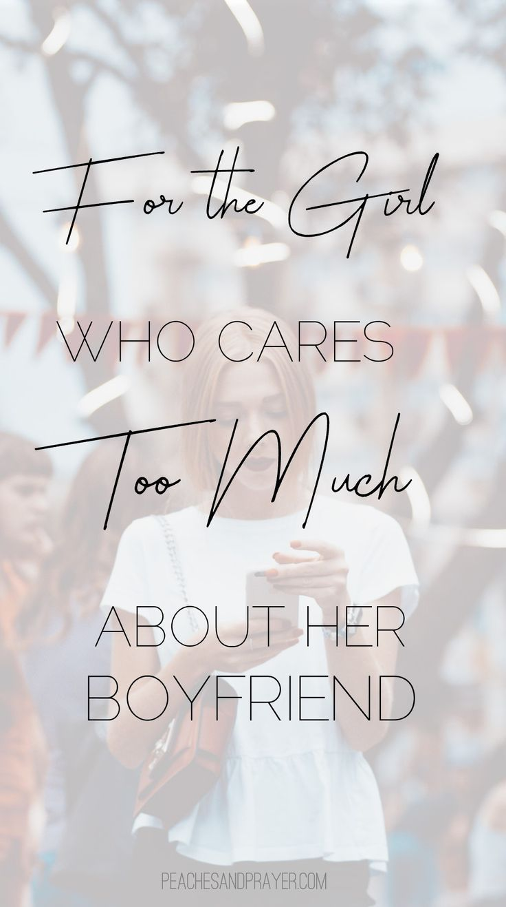 For The Girl Who Cares Too Much For Others Caring too