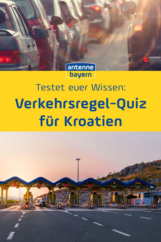 VerkehrsregelQuiz für Kroatien Testet euer Wissen