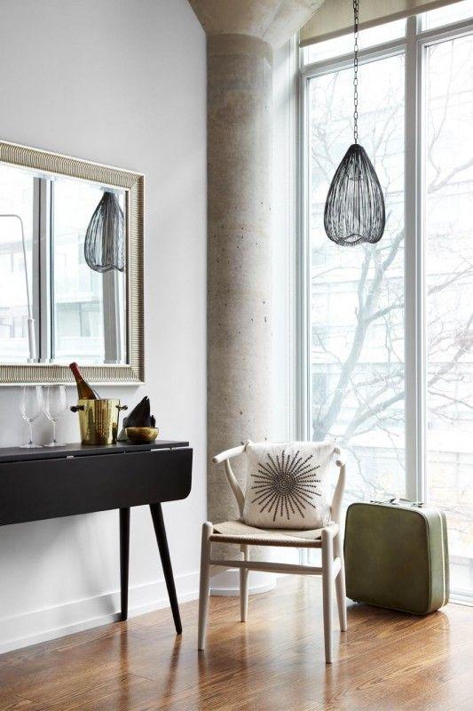 Empty corner decor condo design homes interior apartment also elements pieces of dream home pinterest rh