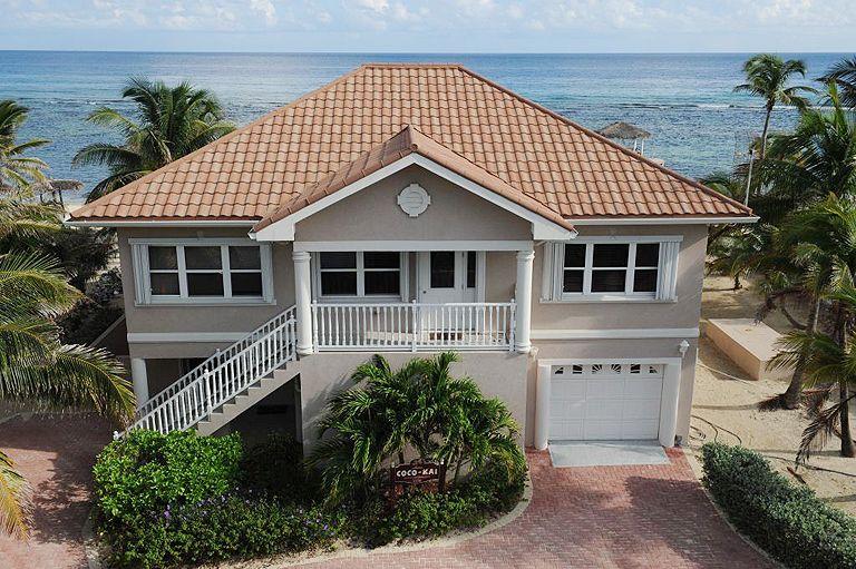CocoKai Beachfront Home in the beautiful Cayman Islands