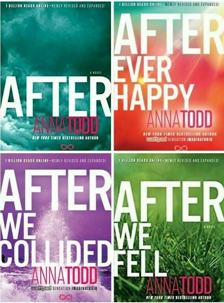 After Series 1 5 By Anna Todd Epub Pdf Kindle English Tipos De Livros Download De Livros Livros Recomendados