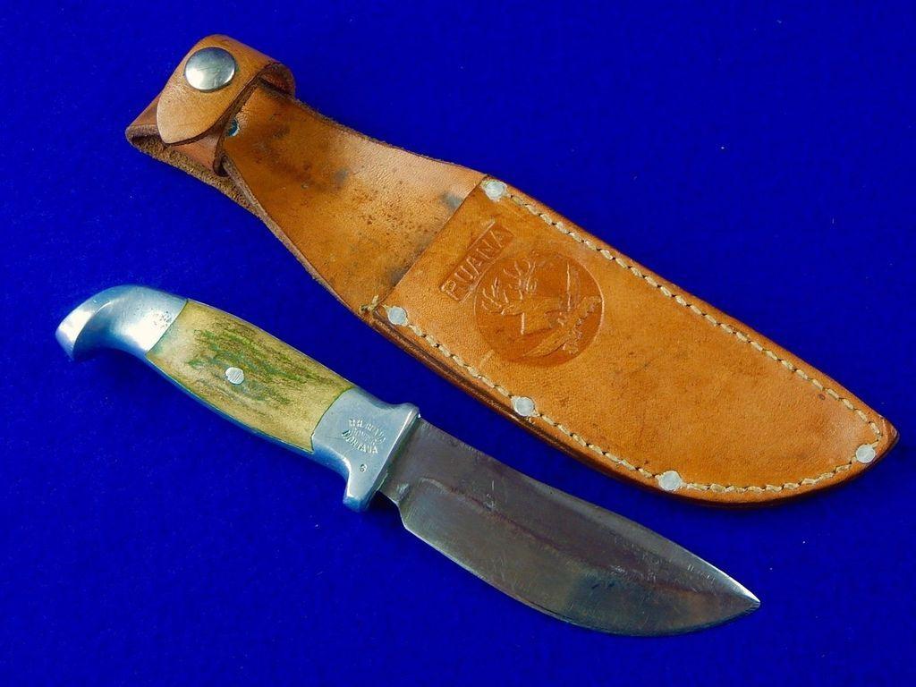 Custom hand made rh ruana model 14b small s stamped