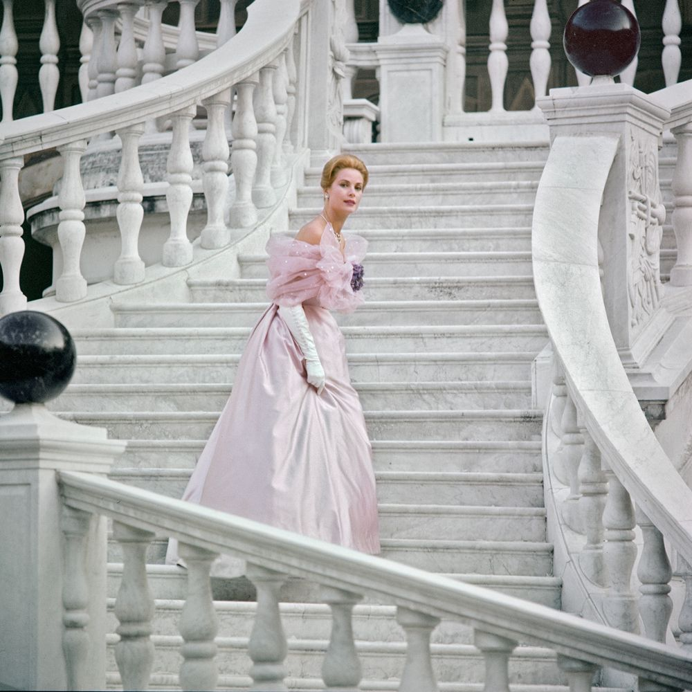 Http Www Vam Ac Uk Data Ets Image 0006 187629 Grace Kelly Palace Stairs Jpg Beautiful World Pinterest Princesonaco