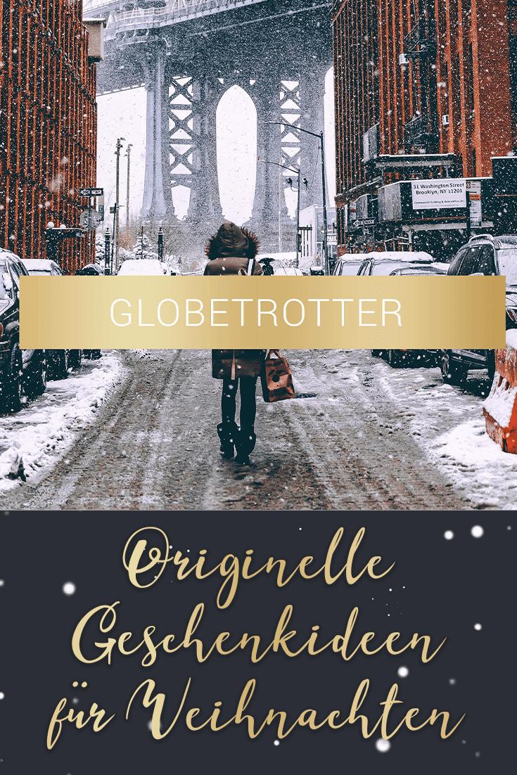 Weihnachtsgeschenke Mutter.Geschenkideen Für Weihnachten Für Globetrotter Reiselustige