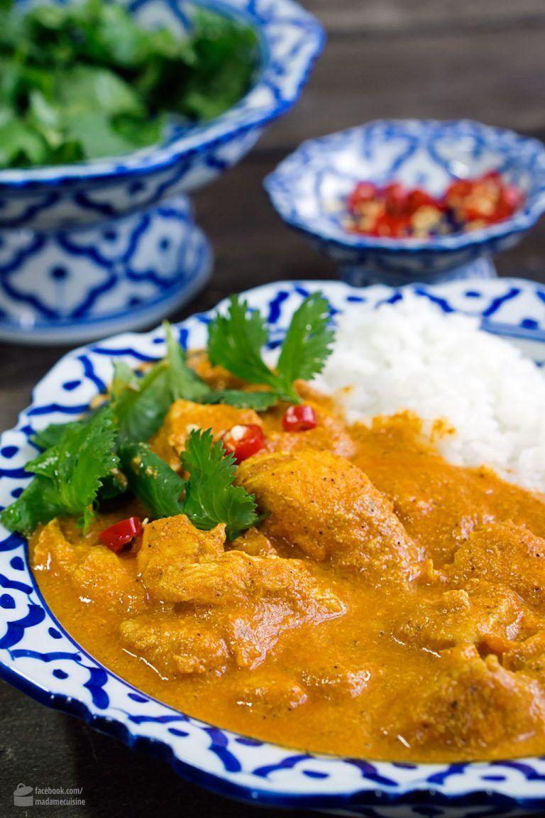 Indisches Butterhuhn - Murgh Makhani - Madame Cuisine