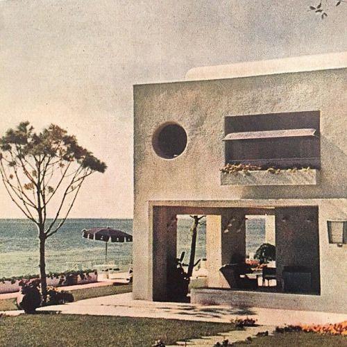 Resultado de imagen de gio ponti bordighera 1940