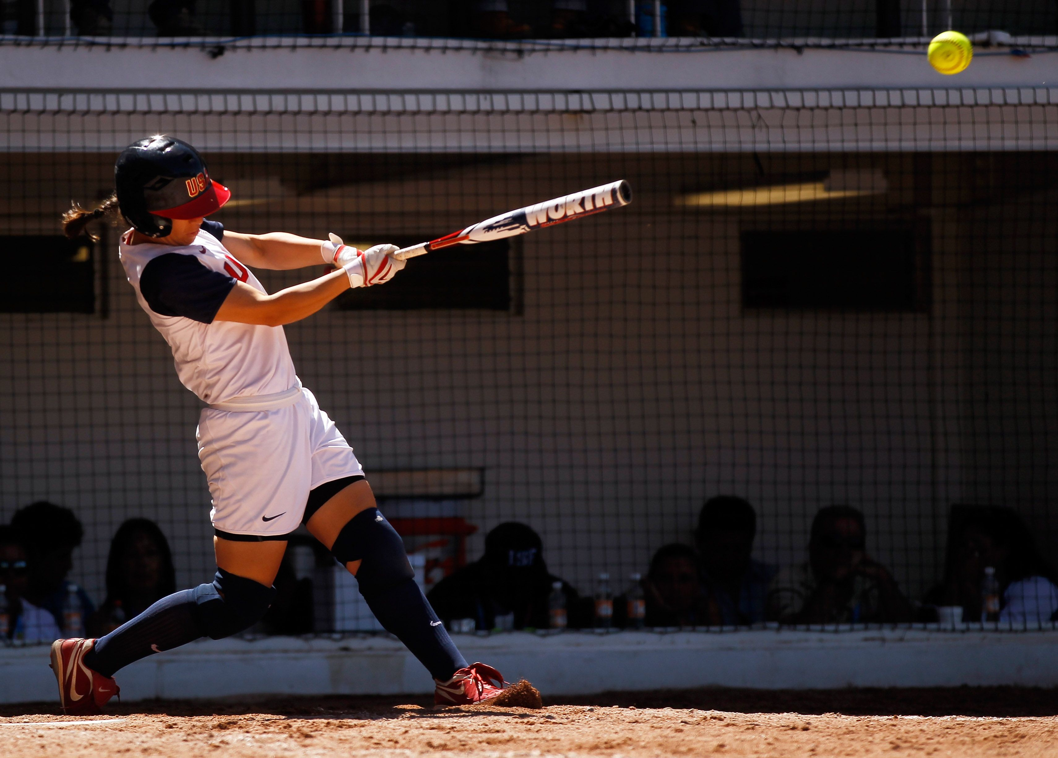 Softball Batting Drills Regarding Hitting a Punching Bag -  http://www.amazingfitnesstips.com/softball-batting-drills-regard… |  Baseball, Softball, Baseball pitching