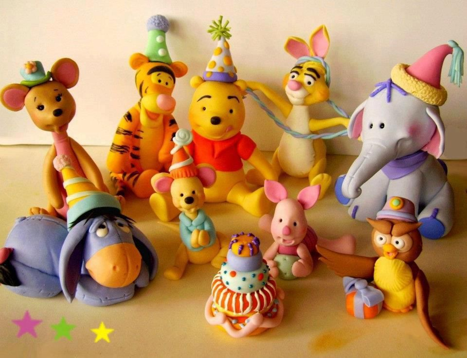 Winnie Pooh Küche. winnie the pooh cake fondant in 2018 pinterest ...