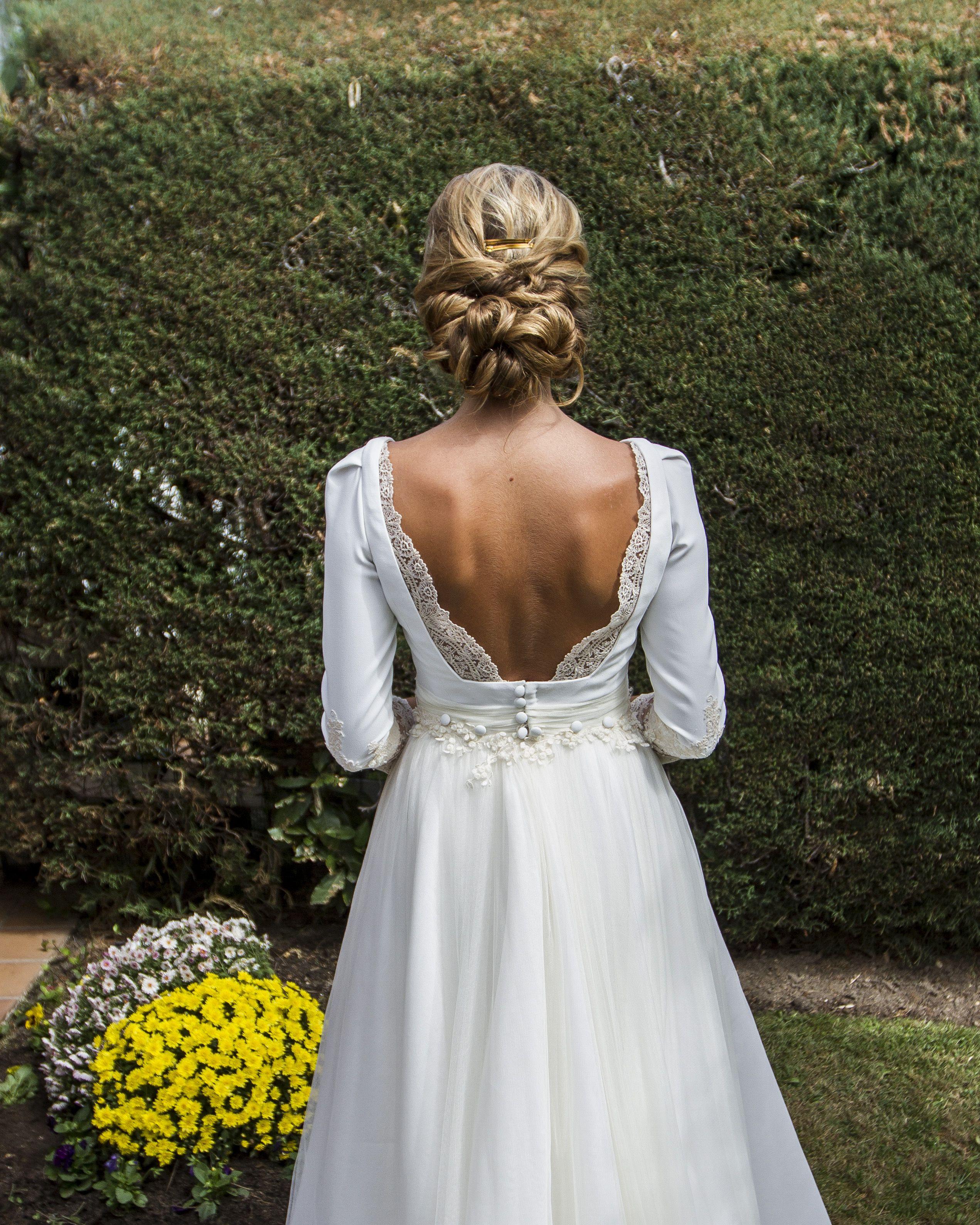 Navascues Dress Photo:Instantanea&Tomaprimera | Peinados | Pinterest ...