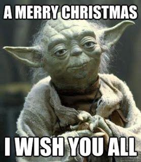 Funny Merry Christmas Memes Christmas Memes Whatsapp Christmasmemes Xmas Xmasmemes Christmas2018 Xmas2018 Funny Fishing Memes Yoda Meme Star Wars Memes