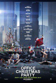Office Christmas Party watch full movie online | streaming film ...