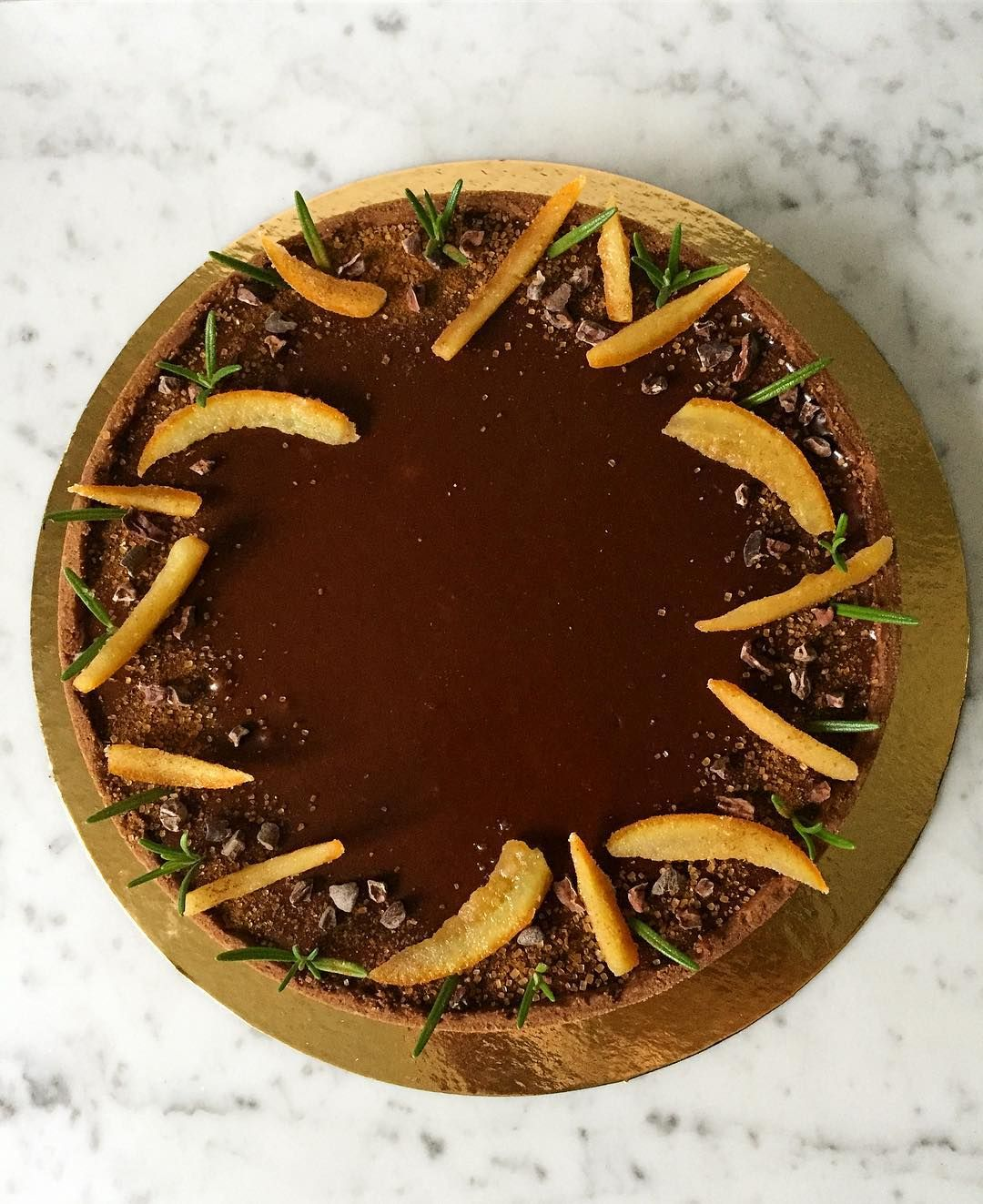 Gluten free chocolate orange cake with images gluten