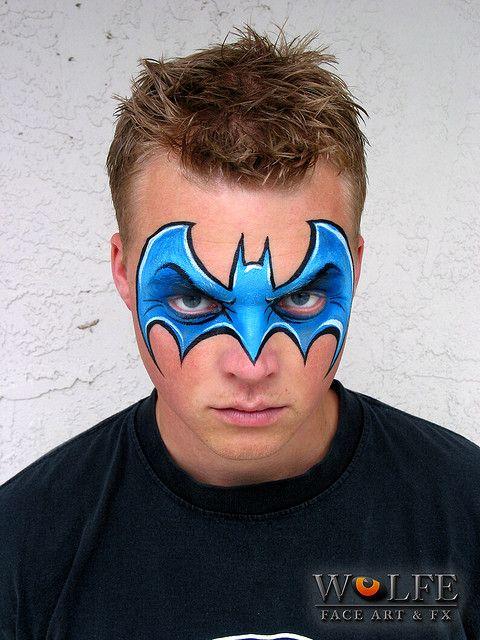 Cool Unique Face Art