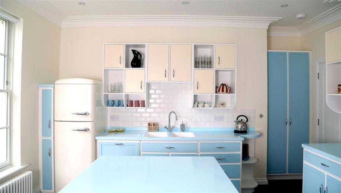 15 Retro Kitchen Designs  Kitchen Design Retro And Kitchens Awesome Vintage Kitchens Designs Inspiration Design