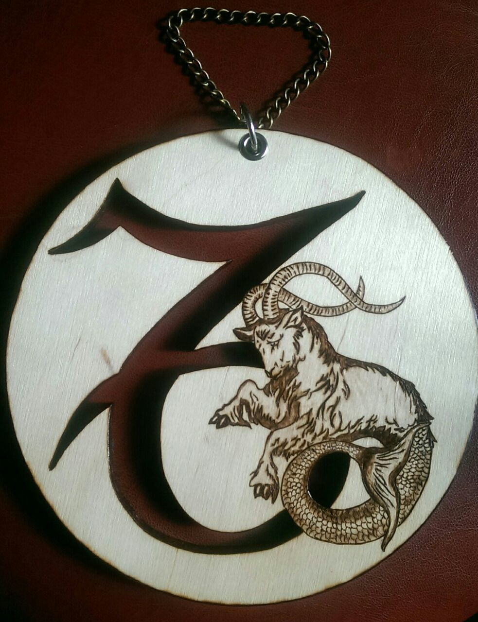 "Zodiac ""Capricorn"""