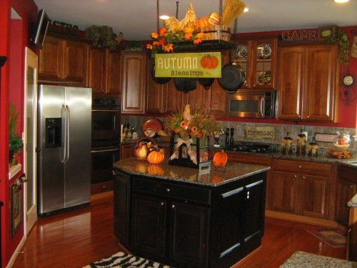 Beau Kitchen Decorating Themes Ideas   Bing Images