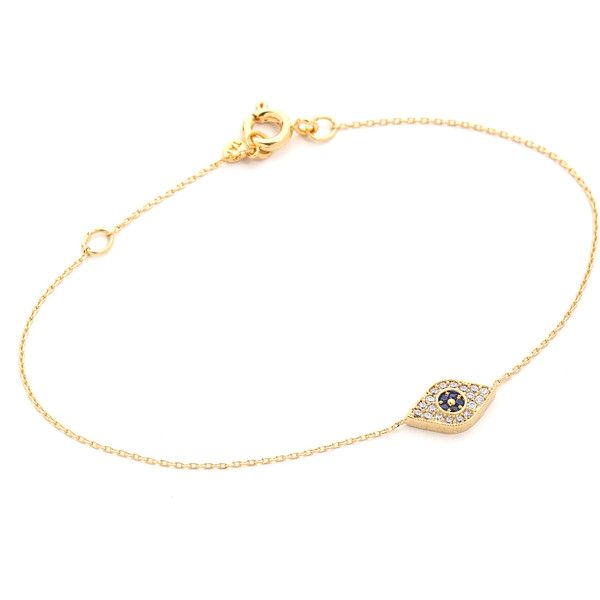 Tai Evil Eye Bracelet 60 Liked On Polyvore Featuring Jewelry Bracelets