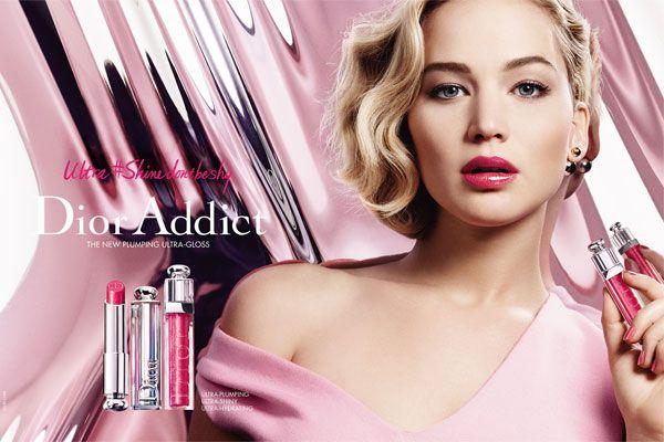 Jennifer Lawrence Actress - Celebrity Endorsements, Celebrity  Advertisements, Celebrity Endorsed Products | Dior addict, Beauty  advertising, Jennifer lawrence