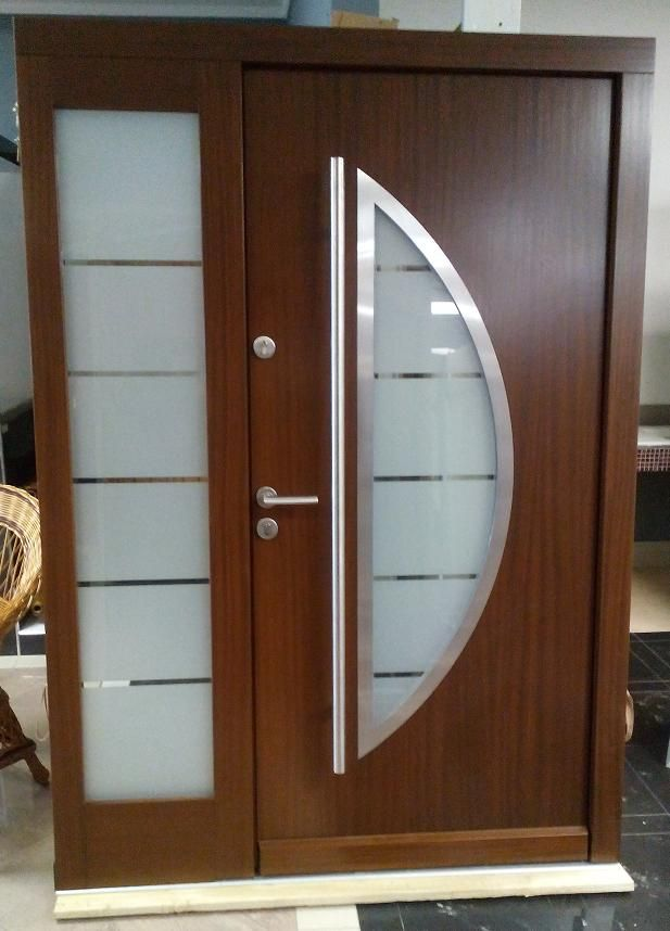 Pin Auf Modern And Contemporary In Stock Meranti Wood Exterior Doors W Sidelights