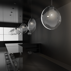 Cantina Pendant by SONNEMAN A Way of Light   2990.25C MED