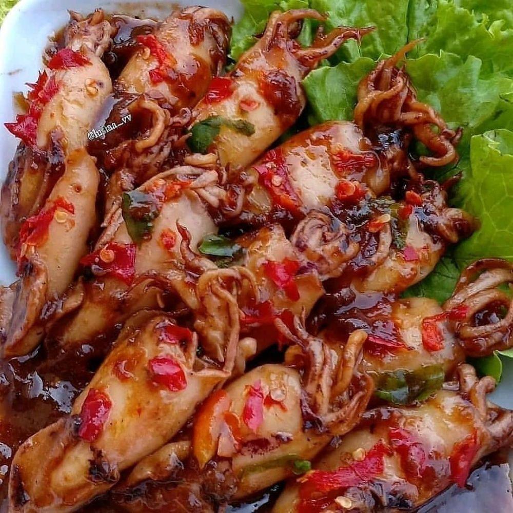 Resep Cumi C 2020 Brilio Net Di 2020 Resep Resep Masakan Cina Resep Masakan Sehat