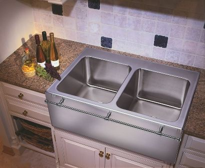 Large Capacity Sink Durable Farmhouse and Kitchen Apron Sinks by ...