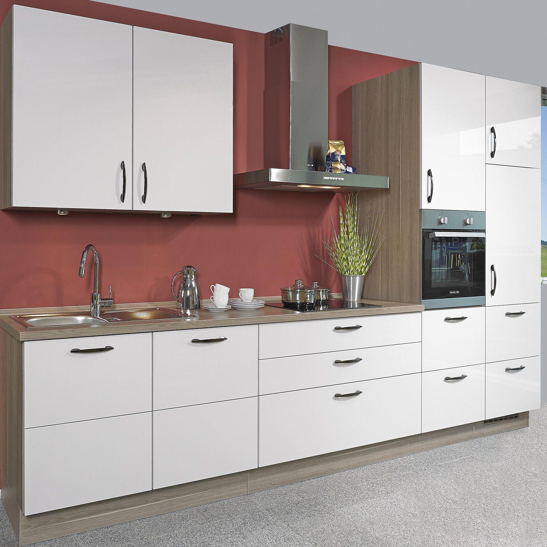 Nobilia-Marken-Einbauküche | Einbauküche, Küche, Küchen möbel