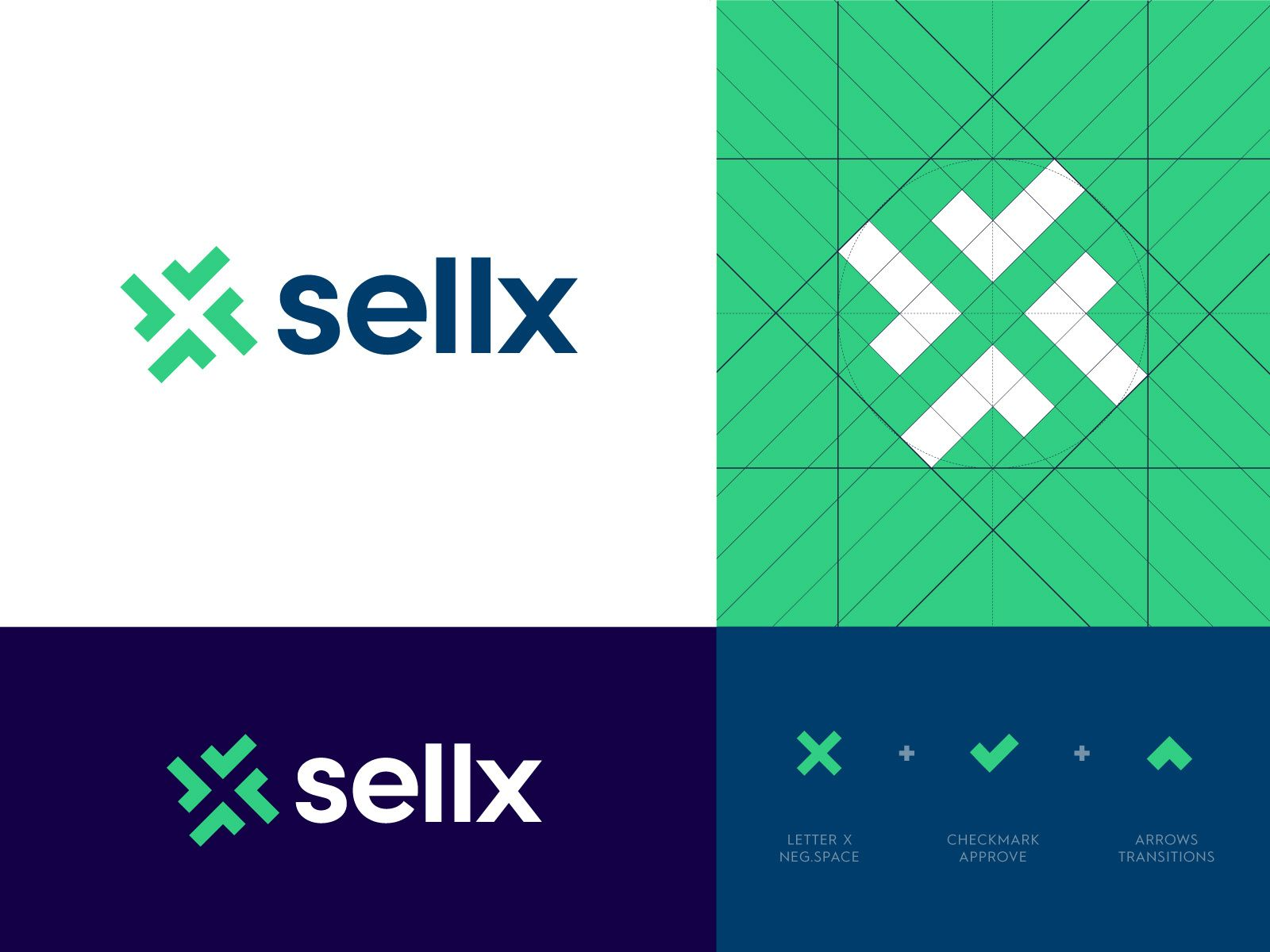 Sellx Approved Logo Design (With images) Logos design