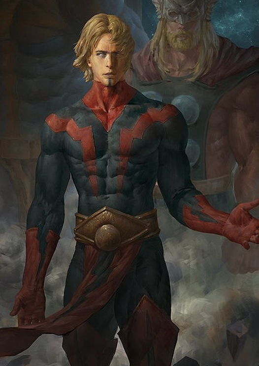 Adam Warlock | Tumblr Marvel Comic Character, Marvel Characters, Marvel  Heroes, Marvel Dc