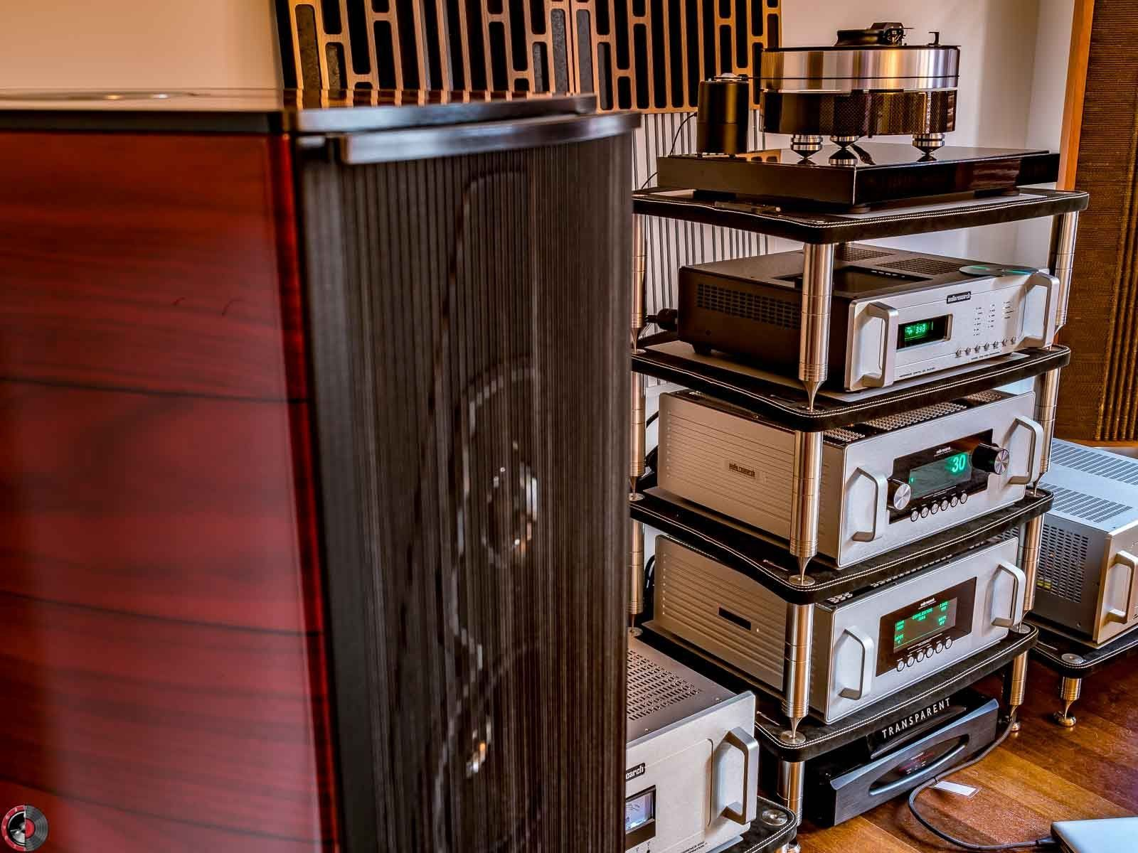 Part-Time Audiophile | World of McIntosh: Listening to the