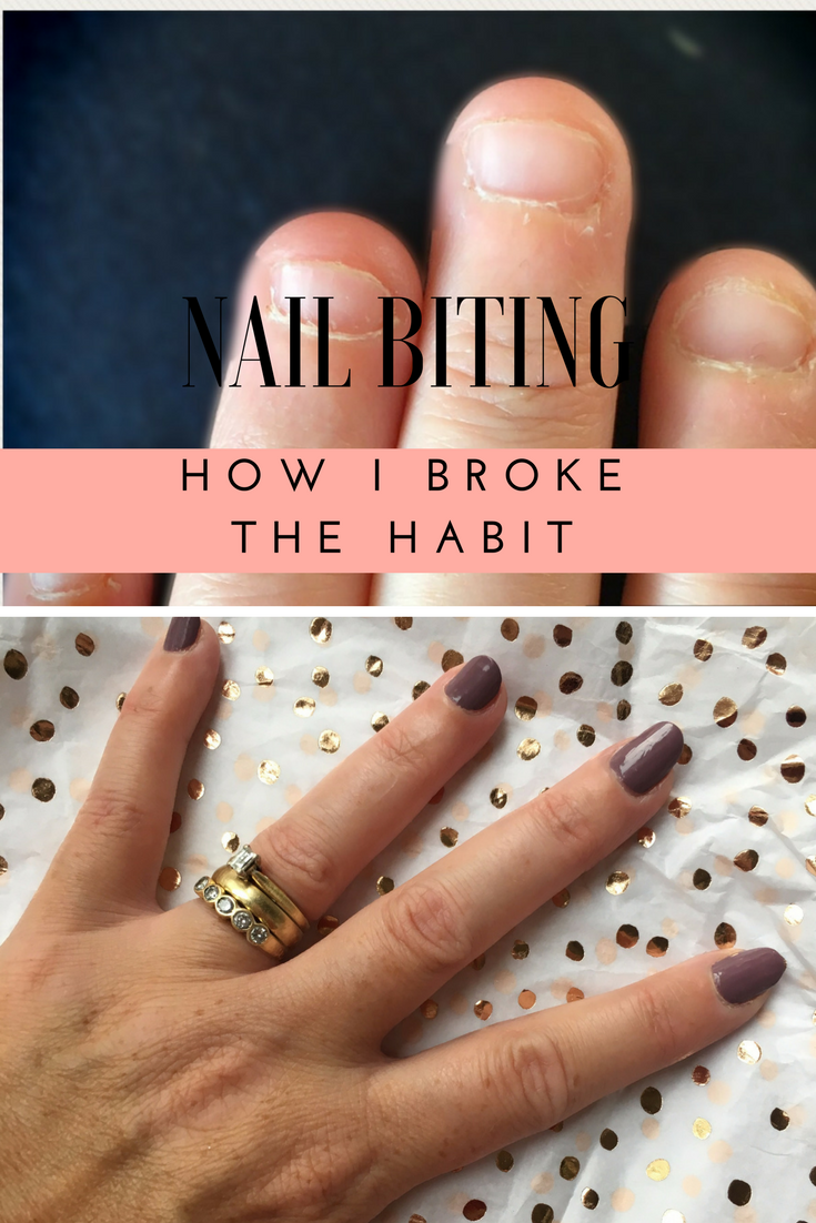 How to wean nail biting 67