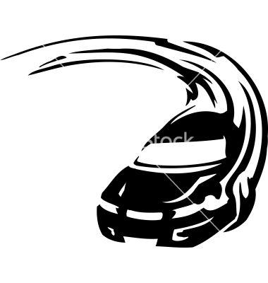 Race Car Vector On Vectorstock Car Vector Race Cars Racing Car Images