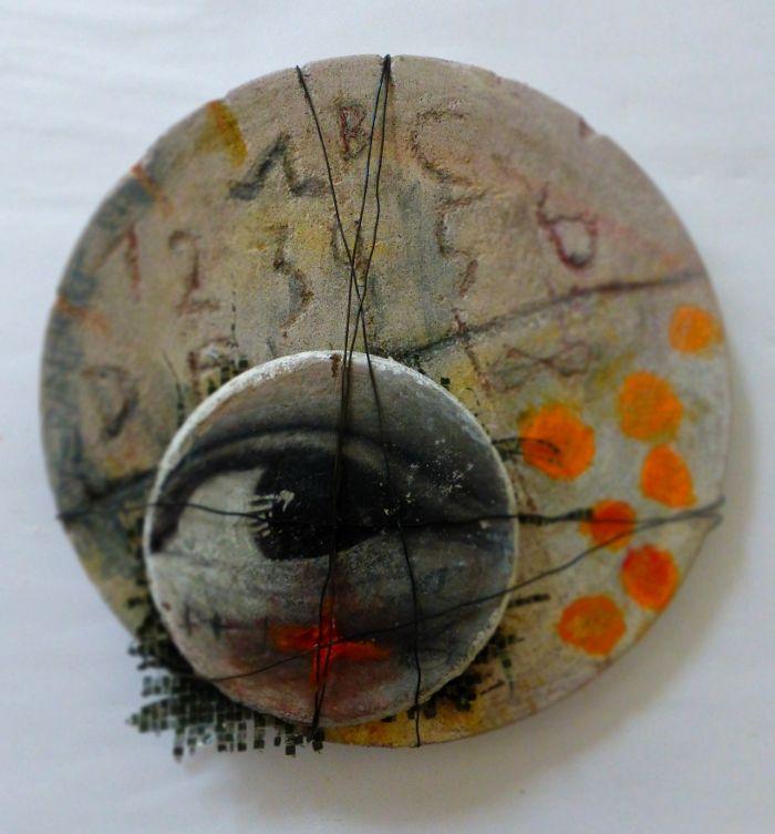 Kalender. Beton, Draht, Gewebe, Farbe, Foto. Ines Seidel | BETON ...