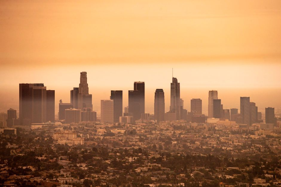8 Los Angeles County Parks Close Due To Poor Air Quality In 2020 County Park Los Angeles County Los Angeles