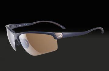 adidas Adivista Sunglasses - Cricket Eyewear - Shiny Petrol
