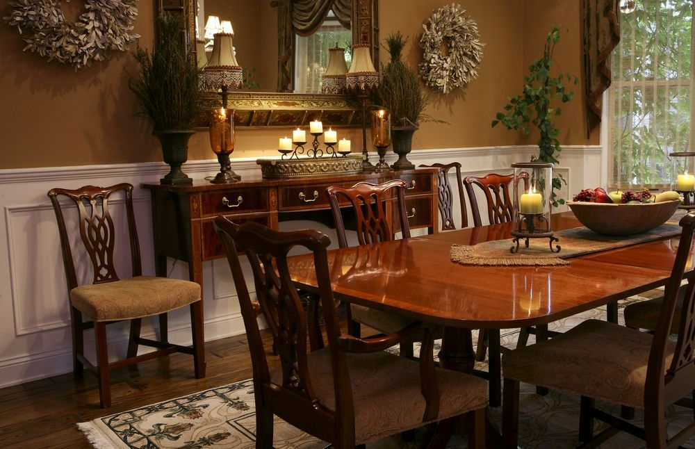 Dining Room Decorating Ideas Traditional Part - 20: 500 Dining Room Decor Ideas For 2018