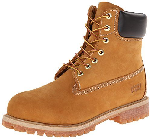 Levis Men's Harrison Fashion Boot,Wheat,11 M US Levi's http://