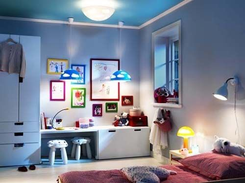New Stuva Kids Furniture Line Debuts At Ikea Ikea Kids Room Toddler Bedroom Decor Kids Room Lighting