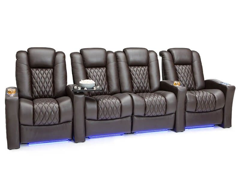The Stanza Home Theater Chair Signifies The Hottest Development In  Seatcraft Home Theater Seating By Implementing