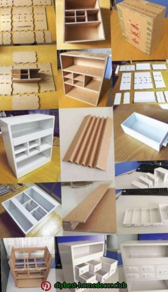 Diy Home Decor Diy Home Decor Diy Cardboard Furniture Cardboard Crafts Diy Crafts Hacks