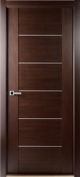 Maximum 201 wenge contemporary african wenge interior for Puertas internas modernas