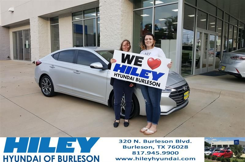 Hiley hyundai of burleson customer review she was very